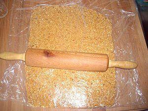 حلوة الكاوكاو بالكاراميل